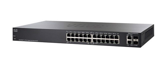 Switch Cisco SG250-26P 26-Port (SG250-26P-K9)