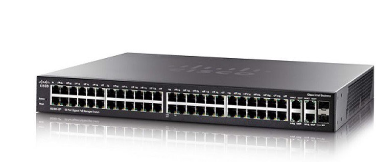 Switch CISCO SG350-52P  52 port ( SG350-52P-K9 )