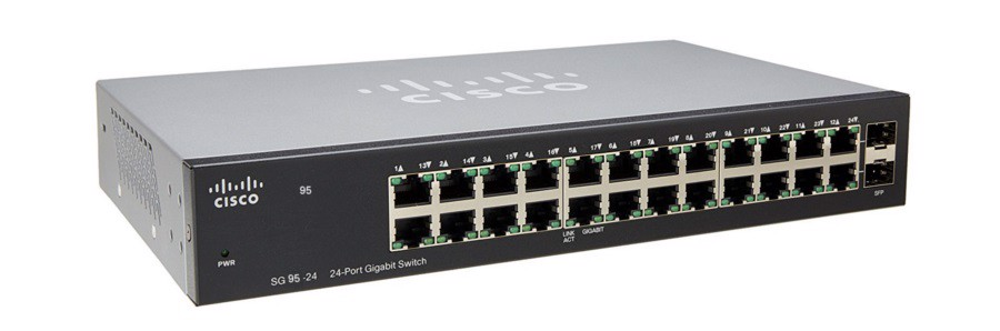 Switch Cisco SG95-24 24 -Port