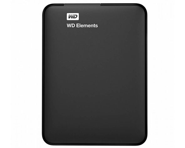 Ổ cứng HDD WD 500GB Elements+Box 2.5