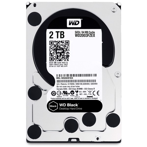 Ổ cứng HDD 2TB WD2003FZEX