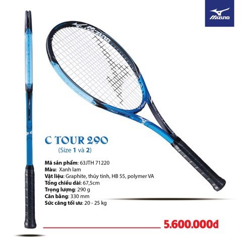 VỢT TENNIS C TOUR 310