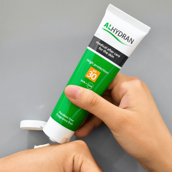 Kem dưỡng ẩm Alhydran 30 spf