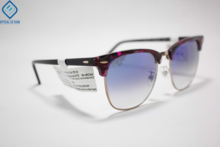 RayBan 3016F CLUBMASTER