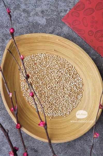 Hạt diêm mạch quinoa trắng hữu cơ Markal
