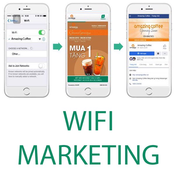 Wifi Marketing VN-RB962