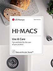2020 hi macs use care