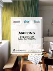 mapping interior film mau dat hang