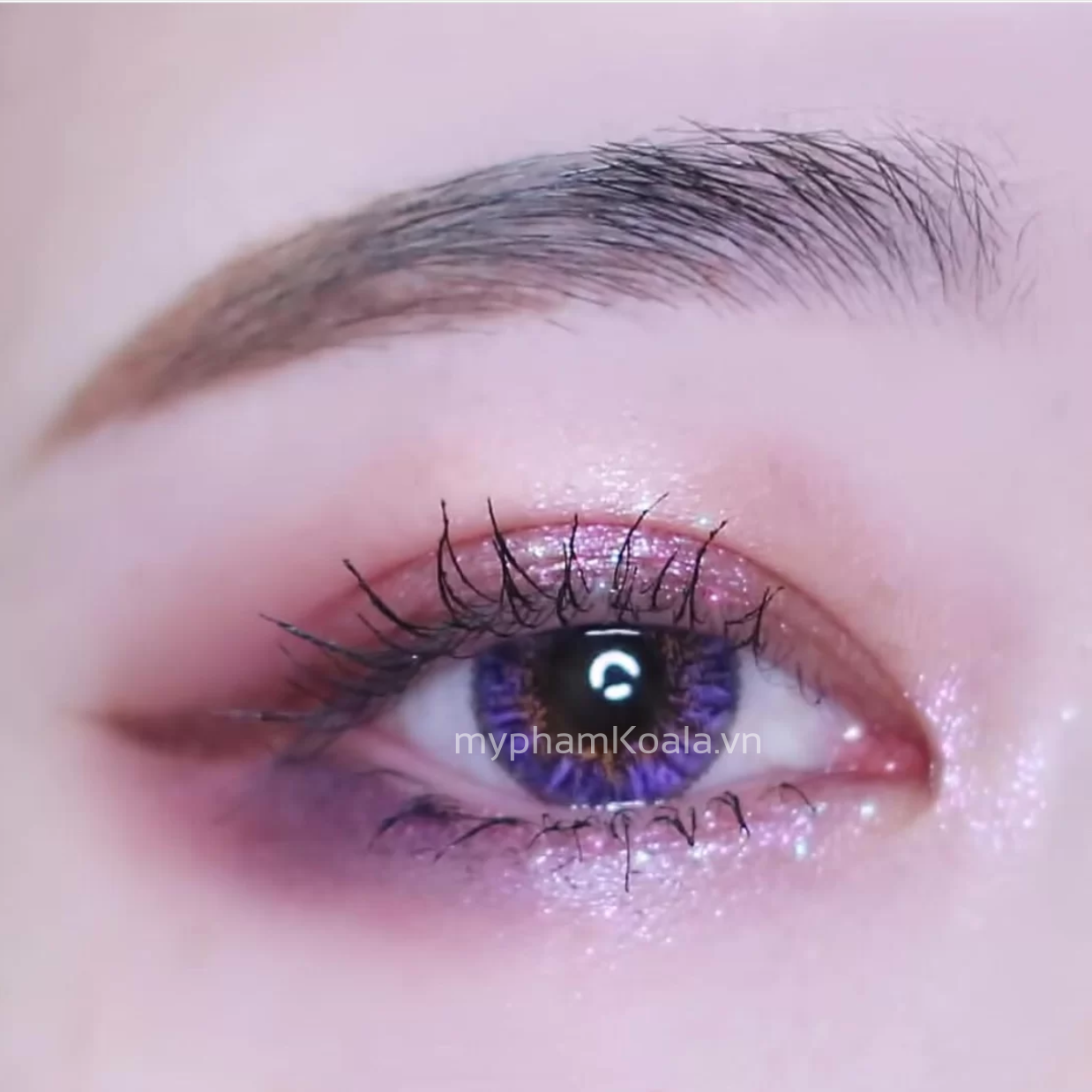 Bảng Màu Mắt 10 ô Etude House Play Color Eyes #Lavender Land