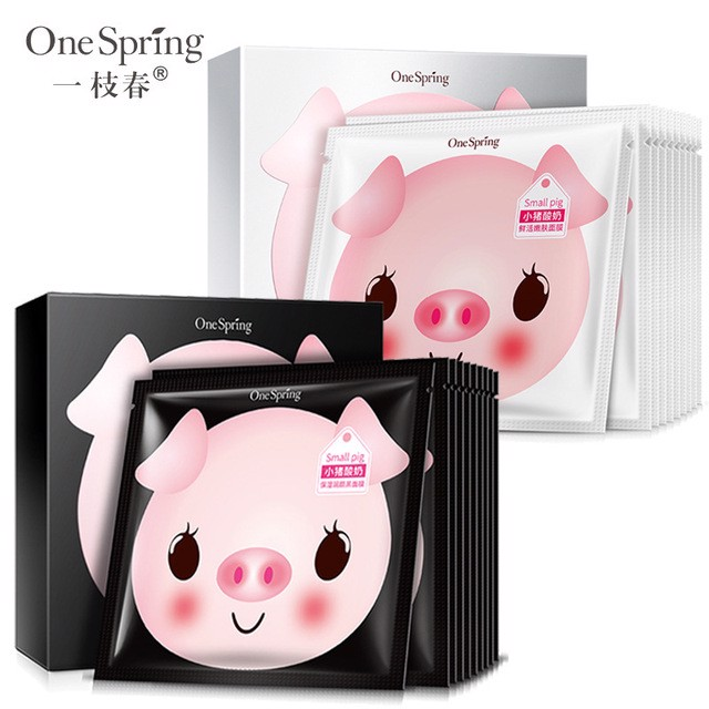 Mặt nạ One Spring Small Pig