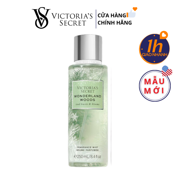 Xịt Body Victoria's Secret WONDERLAND WOODS Fragrance Mist