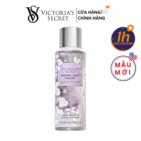 Xịt Body Victoria's Secret MOONLIGHT FROST Fragrance Mist