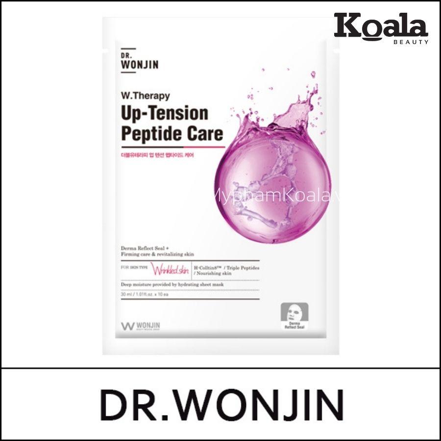 Mặt Nạ Đặc Trị Trẻ Hóa Nâng Cơ Phục Hồi Da Dr.Wonjin Repair RX Up-tension Peptide Care