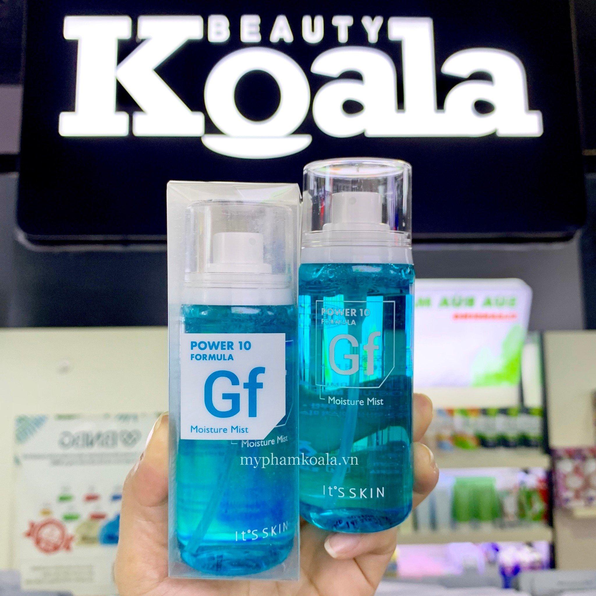 Xịt Dưỡng Đặc Trị It's Skin Power 10 Formula Mist 80ml