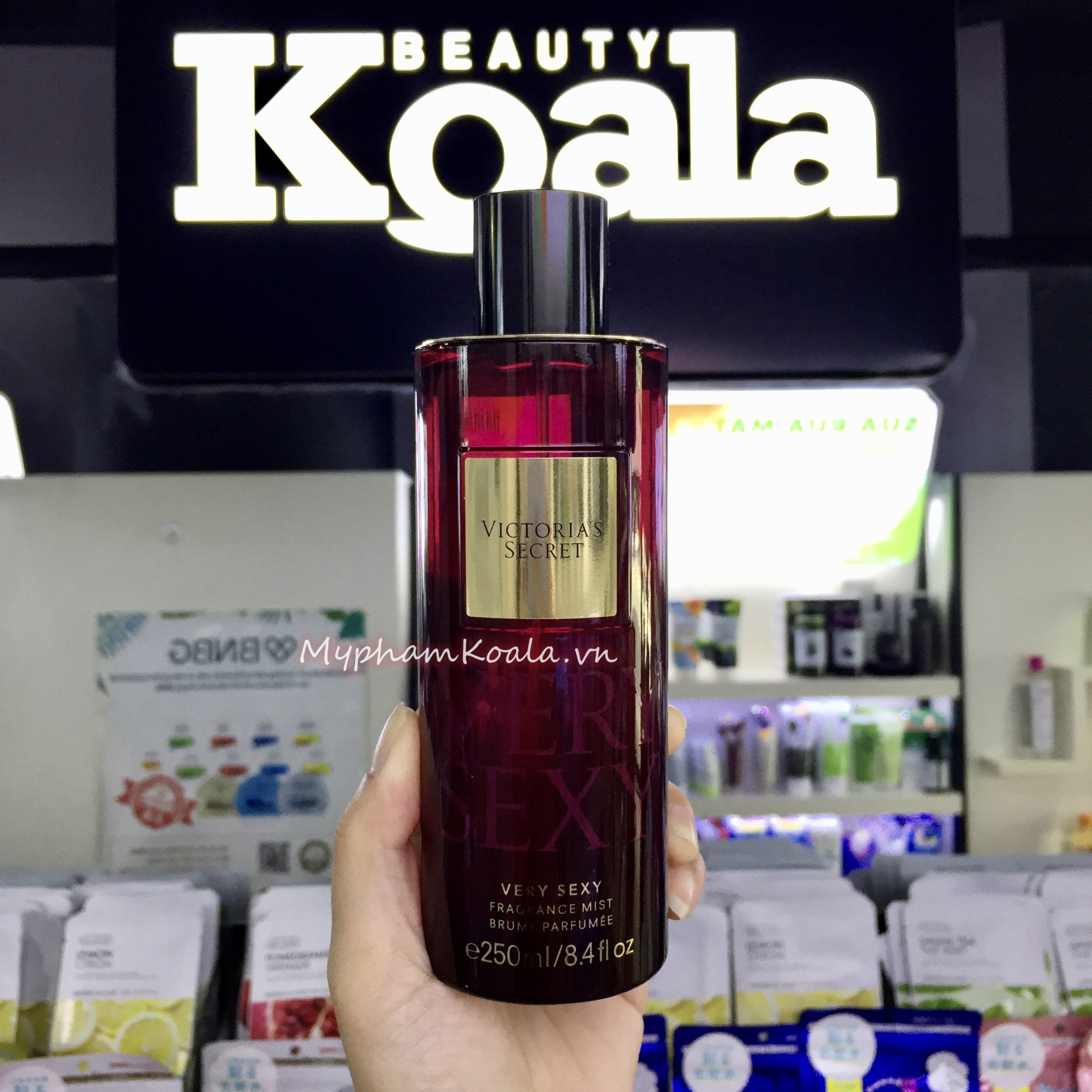 Xịt Thơm Victoria Secret Very Sexy Fragrance Mist Brume Parfumee 250ml