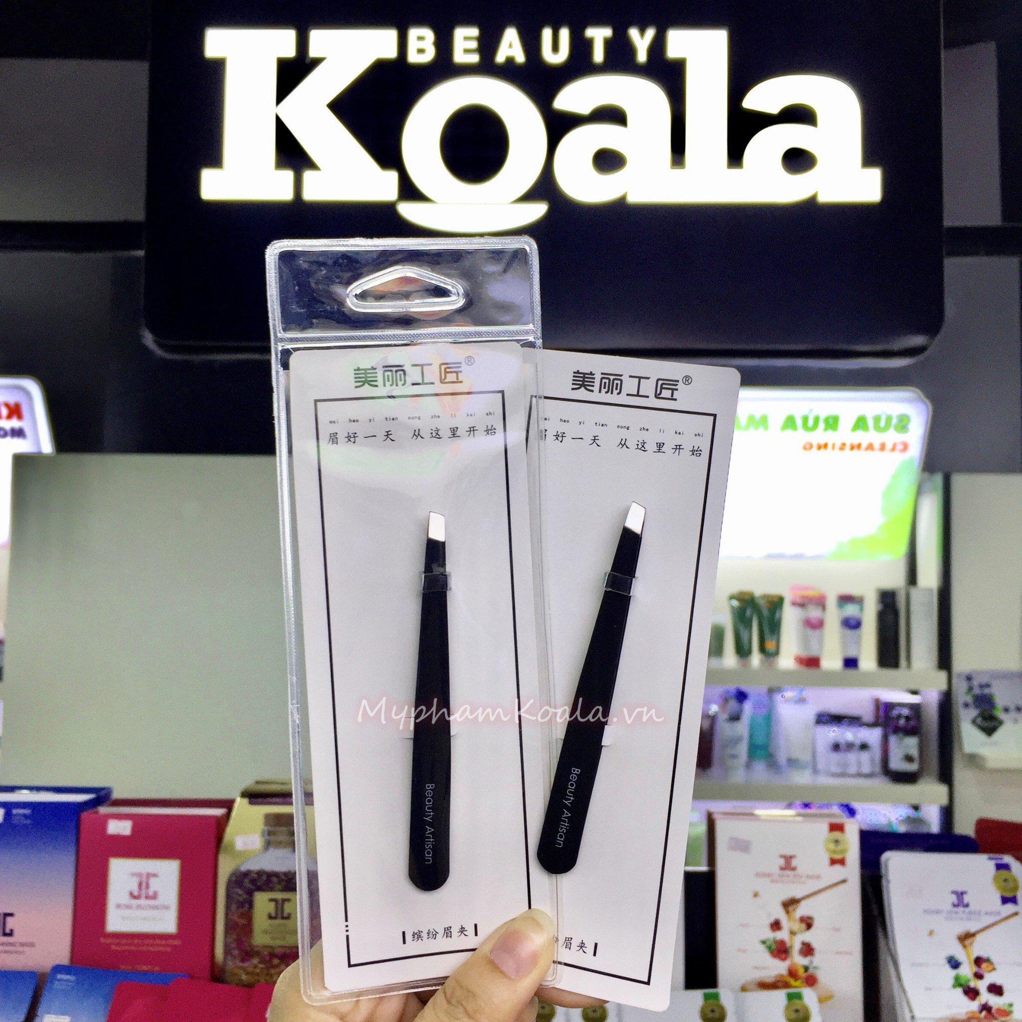 Nhíp Cao Cấp Beauty Artis