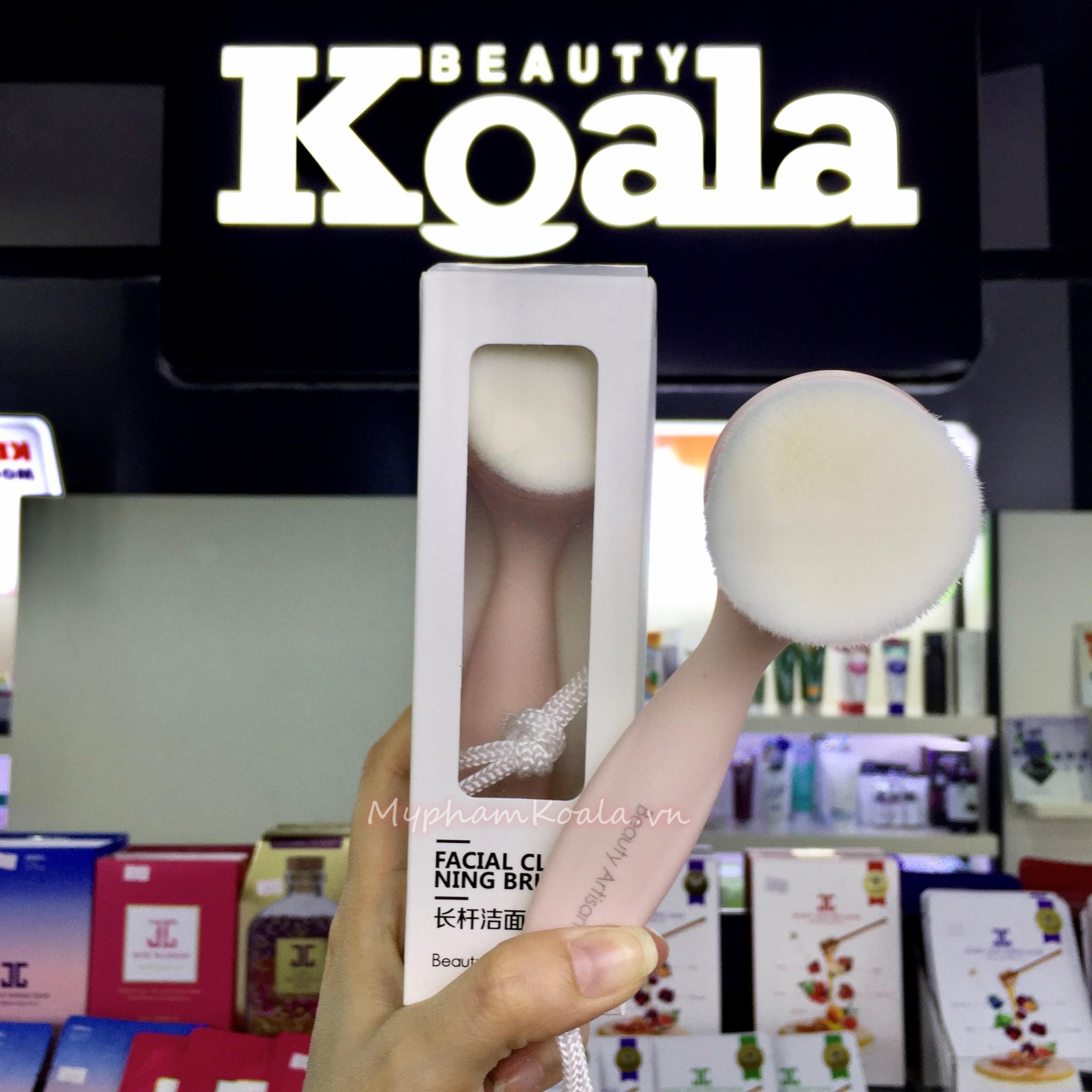 Cọ Rửa Mặt Cao Cấp Beauty Artis Facial Cleansing Brush