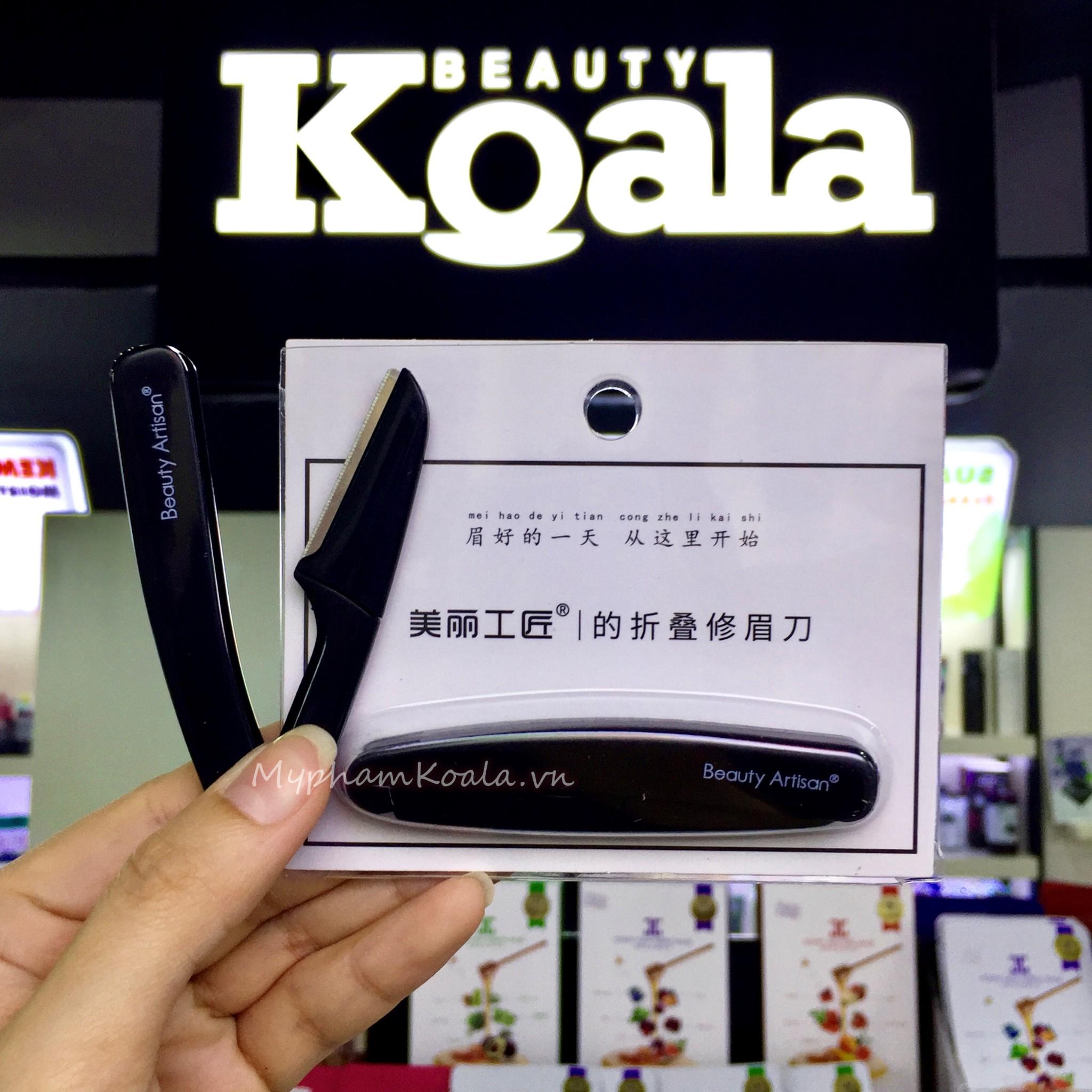 Dao Cao Lông Mày Beauty Artis