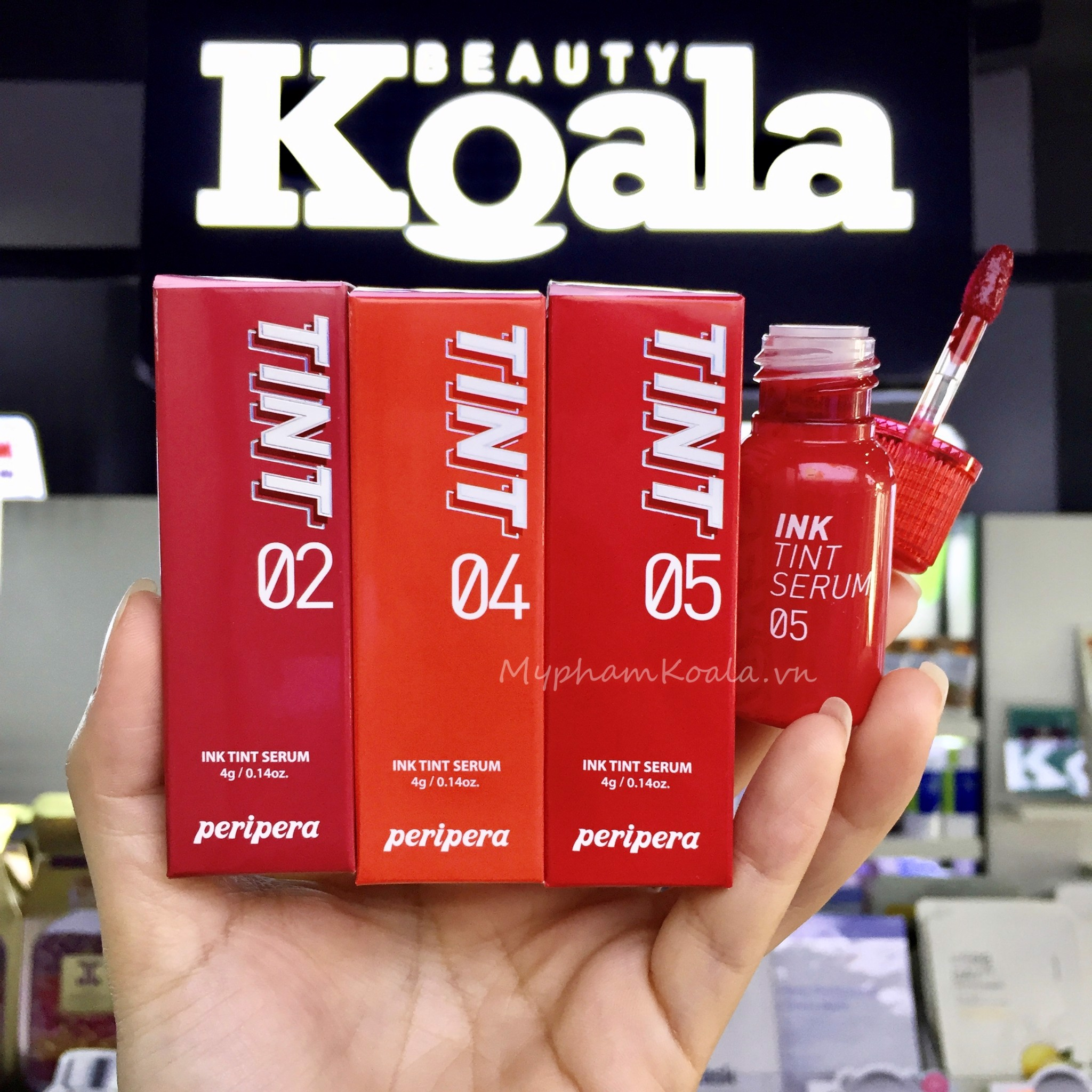 Son Kem Peripera Ink Tint Serum