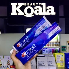 Kem Đánh Răng Crest 3D White Advanced Triple Whitening Toothpaste