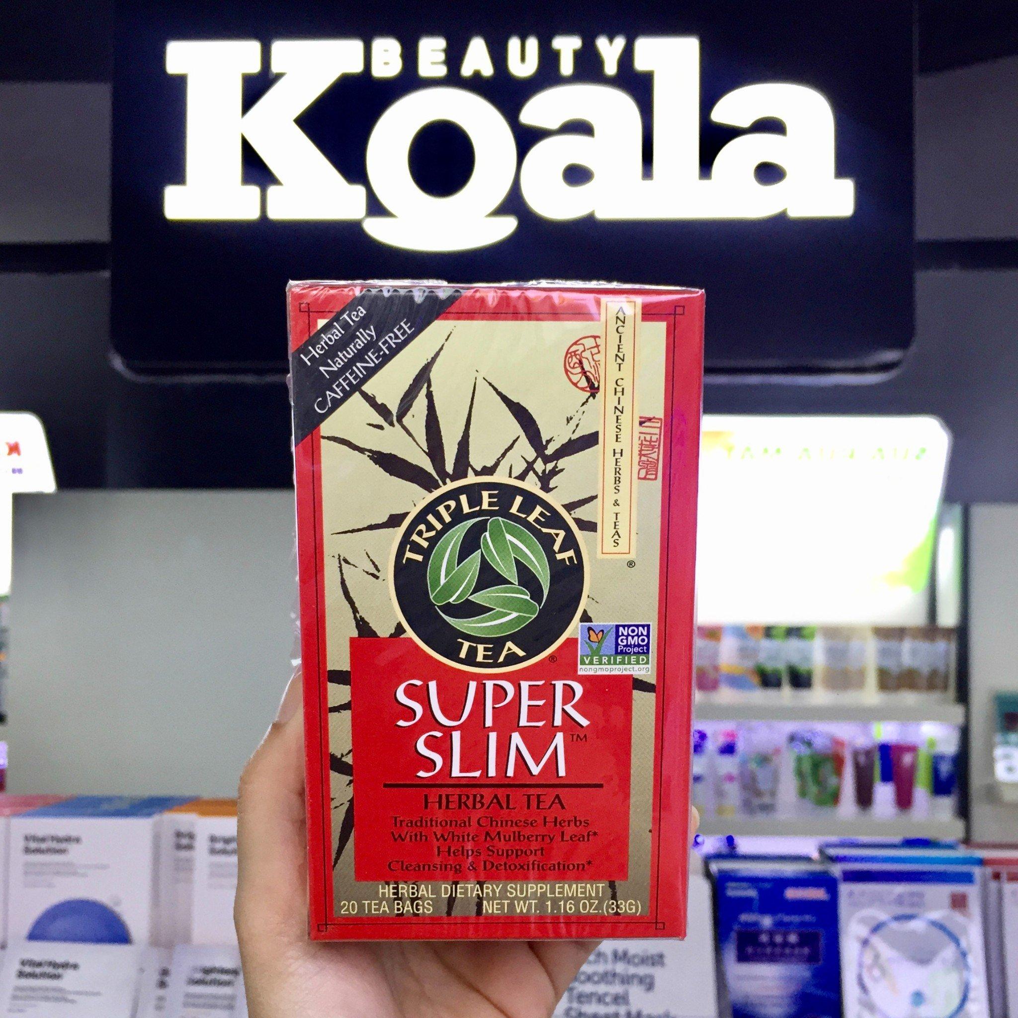 Trà Giảm Cân Triple Leaf Tea Super Slimming