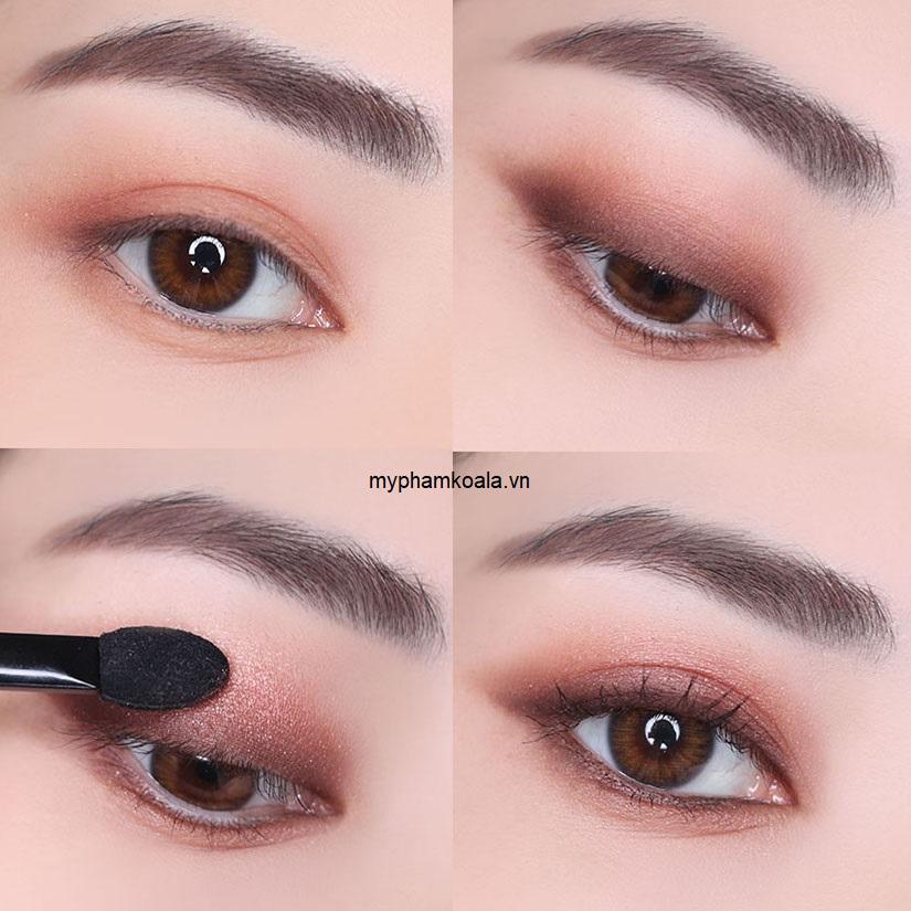 Bảng Màu Mắt 10 ô Etude House Play Color Eyes #Caffeine Holic