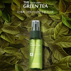 Xịt khoáng TonyMoly The Chok Chok Green Tea Mild Watery Mist 60ml