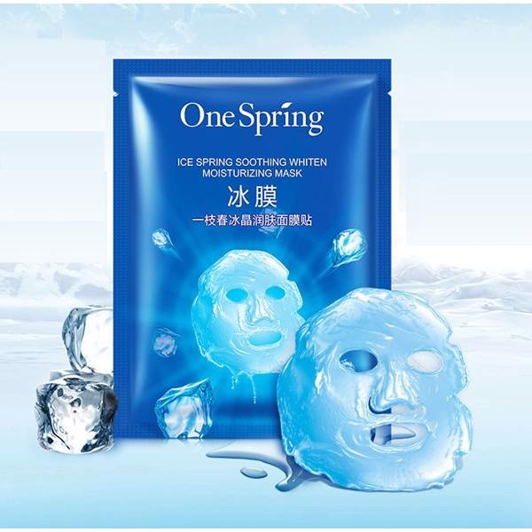 Mặt Nạ Lạnh Ice Spring Soothing Moisturizing Mask