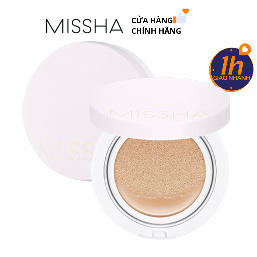 Phấn Nước Missha Magic Cushion Cover Lasting SPF50+ PA+++ 15g