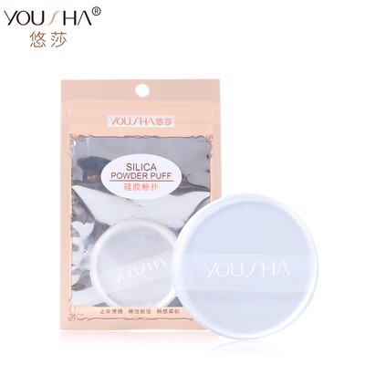 Mút Cushion Silicon Yousha Silica Powder Puff YF089