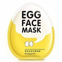 Mặt nạ Bioaqua Smooth Moisturizing Egg Face Mask