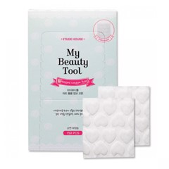 Bông MBT Embossed Cotton Puff 150pcs