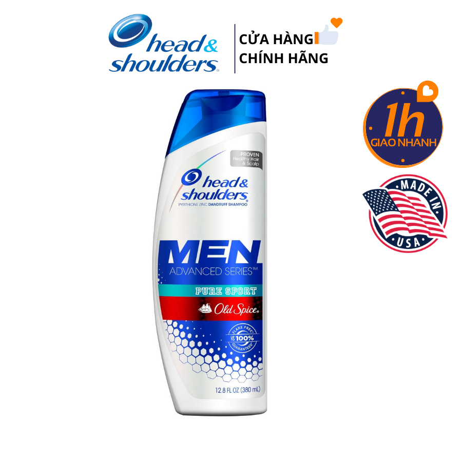 Dầu Gội Head & Shoulders Daily Shampoo (Hàng Mỹ)