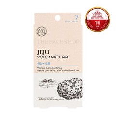 Mặt nạ TheFaceShop Jeju Volcanic Aloe Nose Strips (1 Hộp)