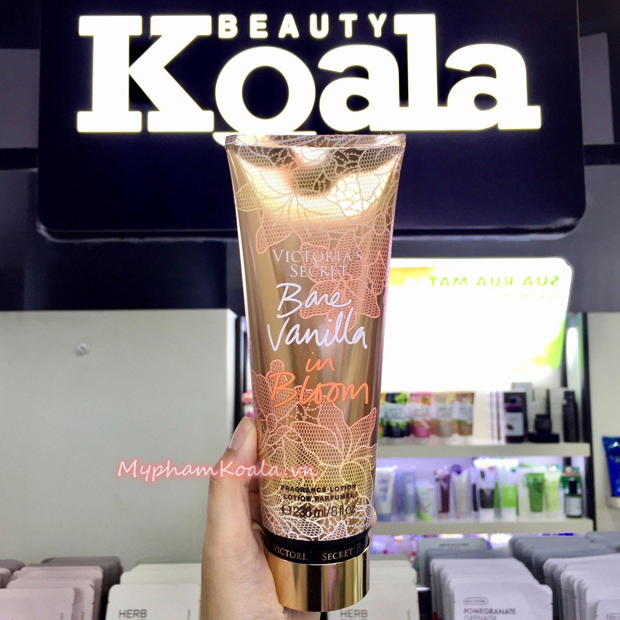 NEW ! Dưỡng Thể Nước Hoa Victoria's Secret IN BLOOM Fragrance Lotion 236ml