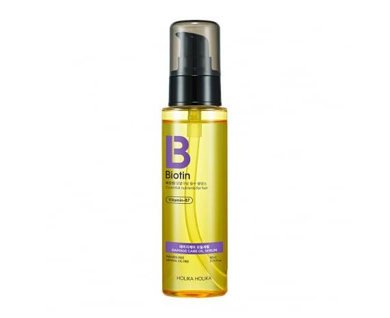 Serum Dưỡng Tóc Holika Holika Biotin Damage Oil Serum (80ml)