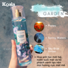 Xịt Body Bath & Body Works BLOOMING GARDEN Fine Fragrance Mist