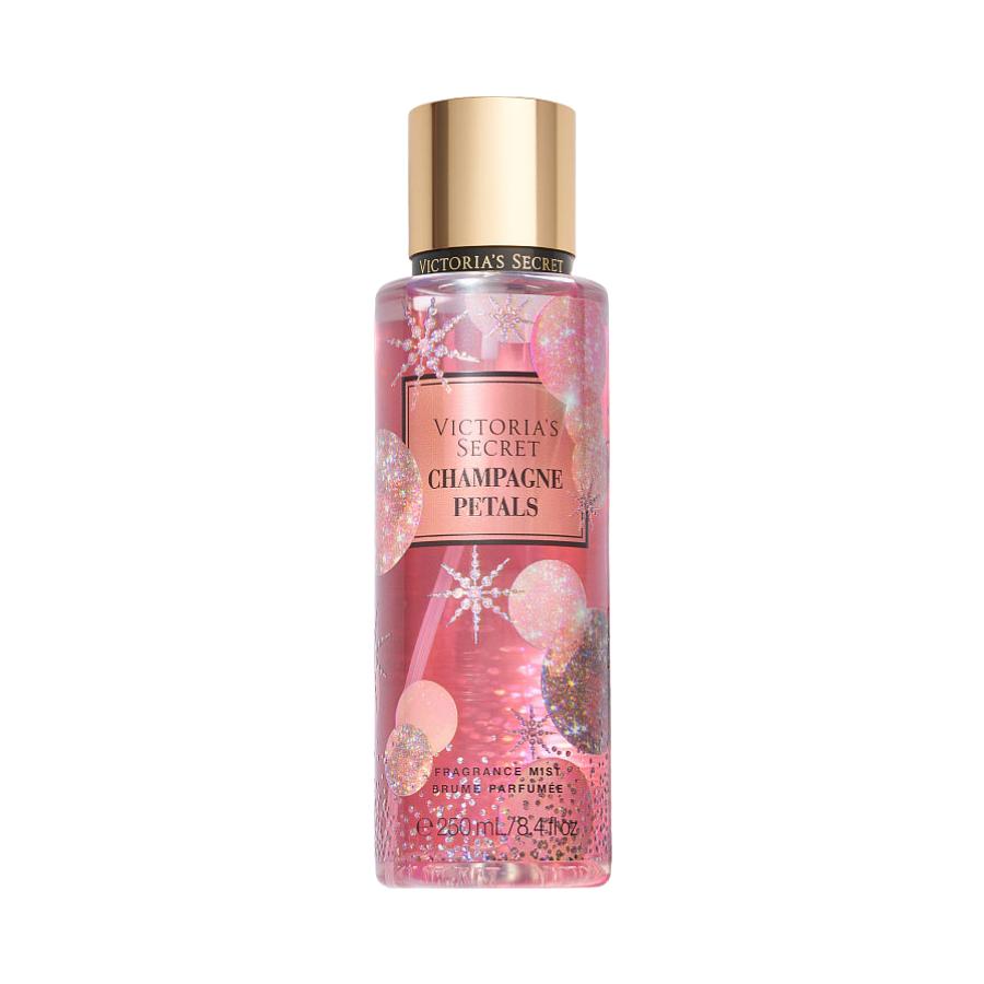 Xịt Body Victoria's Secret CHAMPAGNE PETALS Fragrance Mist