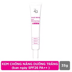 Kem Chống Nắng Trắng Da ZA True White Day Protector