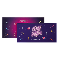 [Holiday Collection Limited] Màu Mắt Phiên Bản Giới Hạn Laneige My Neon Sign 2018 Holiday Eye & Face Palette