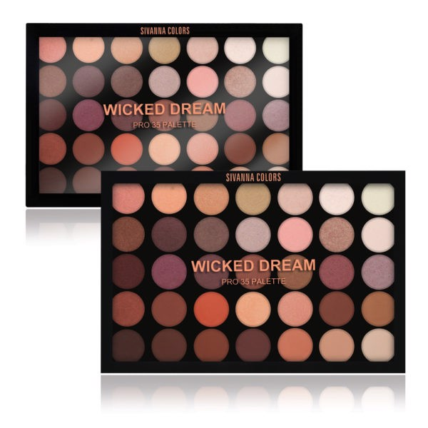 Màu Mắt Sivanna Wicked Dream Pro 35 Palette HF379