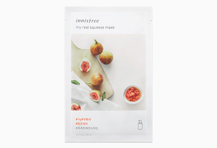 Mặt Nạ Dưỡng Da Innisfree My Real Squeeze Mask