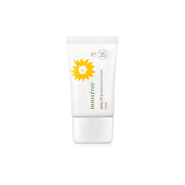 Kem Chống Nắng Innisfree Daily UV Protection Cream MILD SPF35 PA++ 50ml