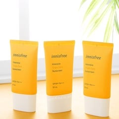 [NEW 2019] Kem Chống Nắng Innisfree Intensive Triple Care Sunscreen 50ml