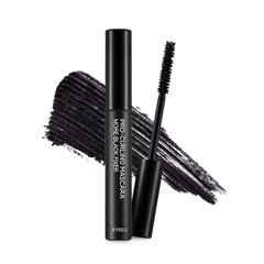 Mascara Pro Curling More Black Fixer