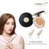 Phấn Nước Lâu Trôi The Face Shop Miracle Finish CC Long Lasting Cushion SPF50+ PA+++ 15g