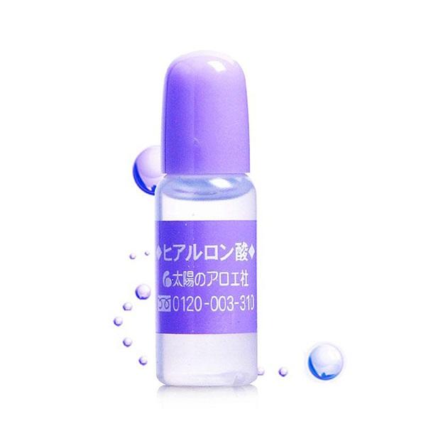 Tinh chất cấp nước Hyaluronic Acid Taiyou No Aloe Serum 10ml