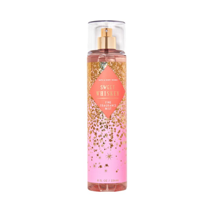 Xịt Body Bath & Body Works SWEET WHISKEY Fine Fragrance Mist