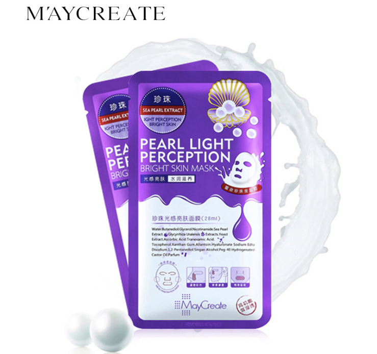 Mặt Nạ Pearl Light Perception Bright Skin Mask