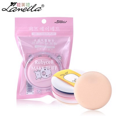 Mút Tán Rubycell Air Cushion Puff (2pcs)